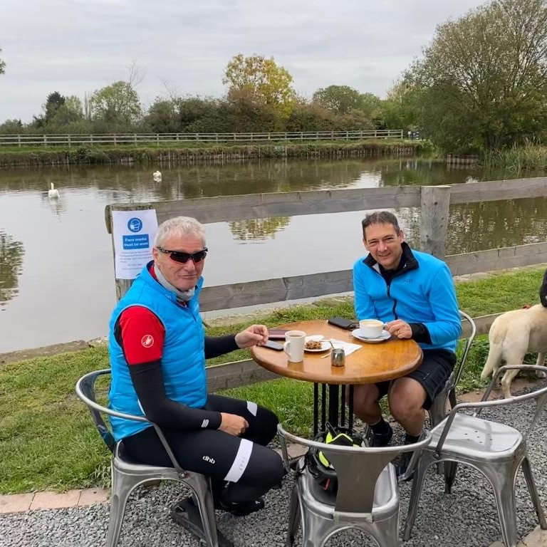 Cycling success for leading law firm after raising thousands for charity