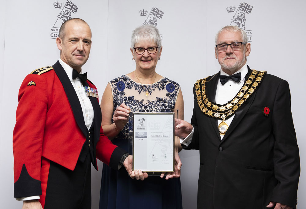 Local employers set a shining example with Silver Awards