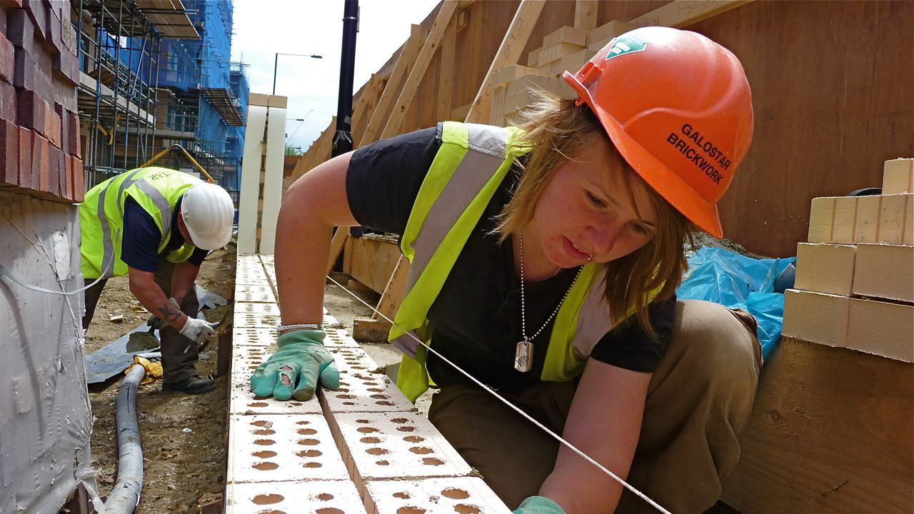 Forterra set to launch UK's first all-female bricklaying competition to mark International Women's Day