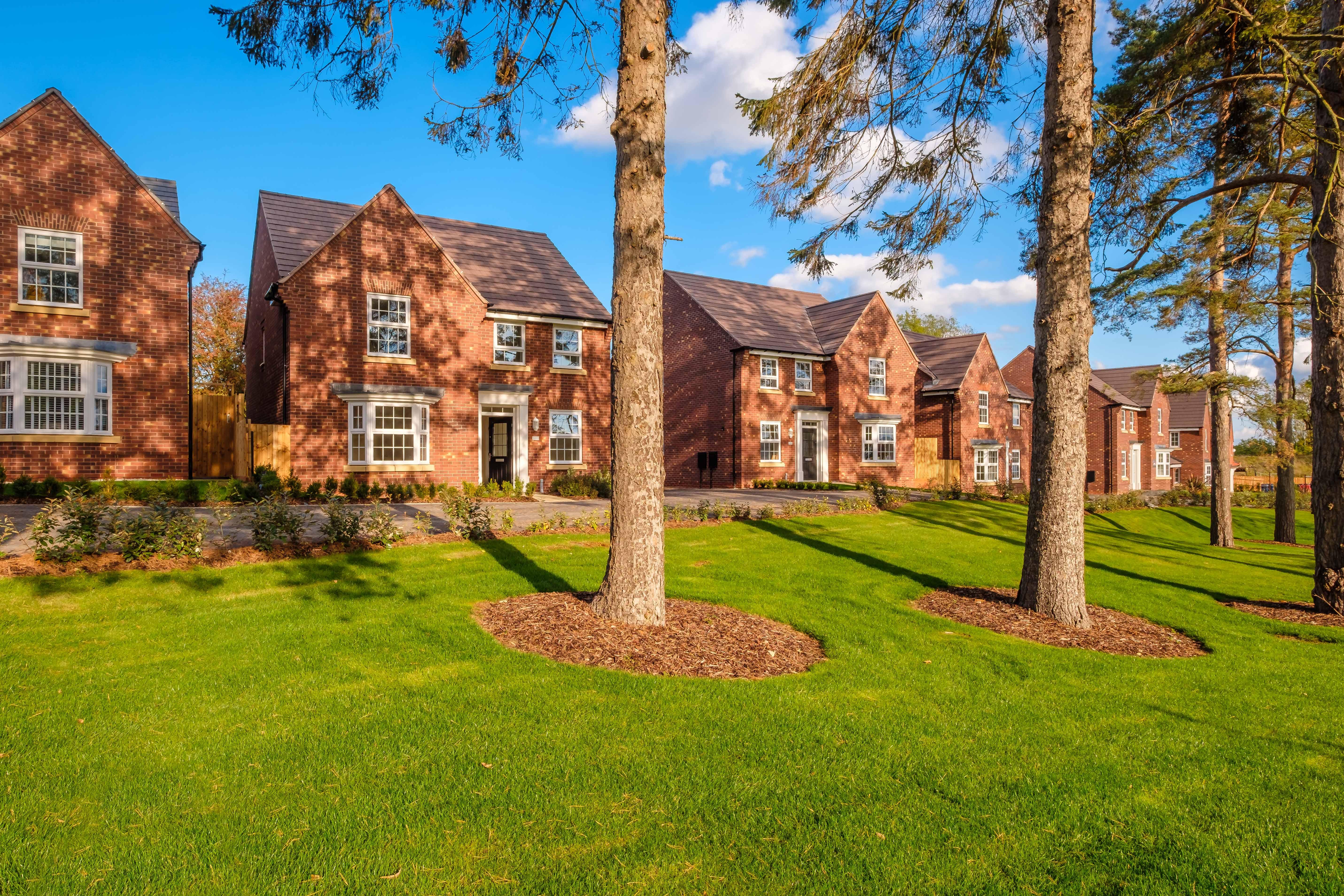 Warwickshire homebuilder reveals top reasons to move to Bishop's Itchington