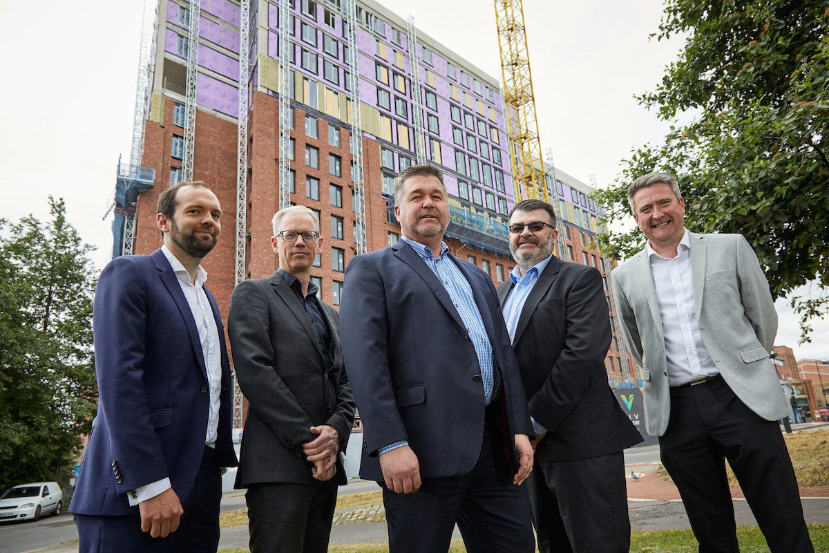 Funding helps fast-growing fire alarm and security firm step up to next level