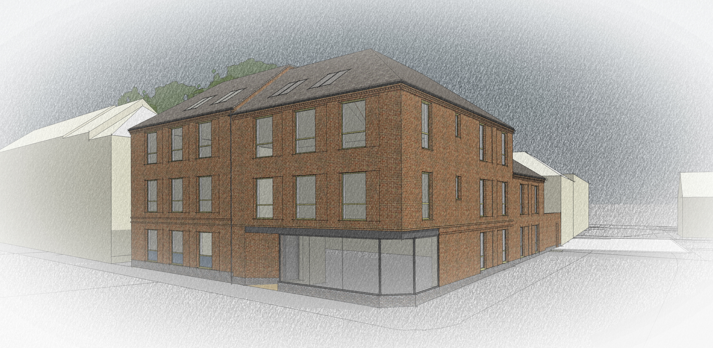 High-Spec Nottingham Student Development Gets The Go-Ahead
