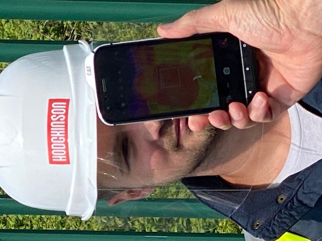 Packaging Giant Keeps Construction On Course With Site-Ready Visors