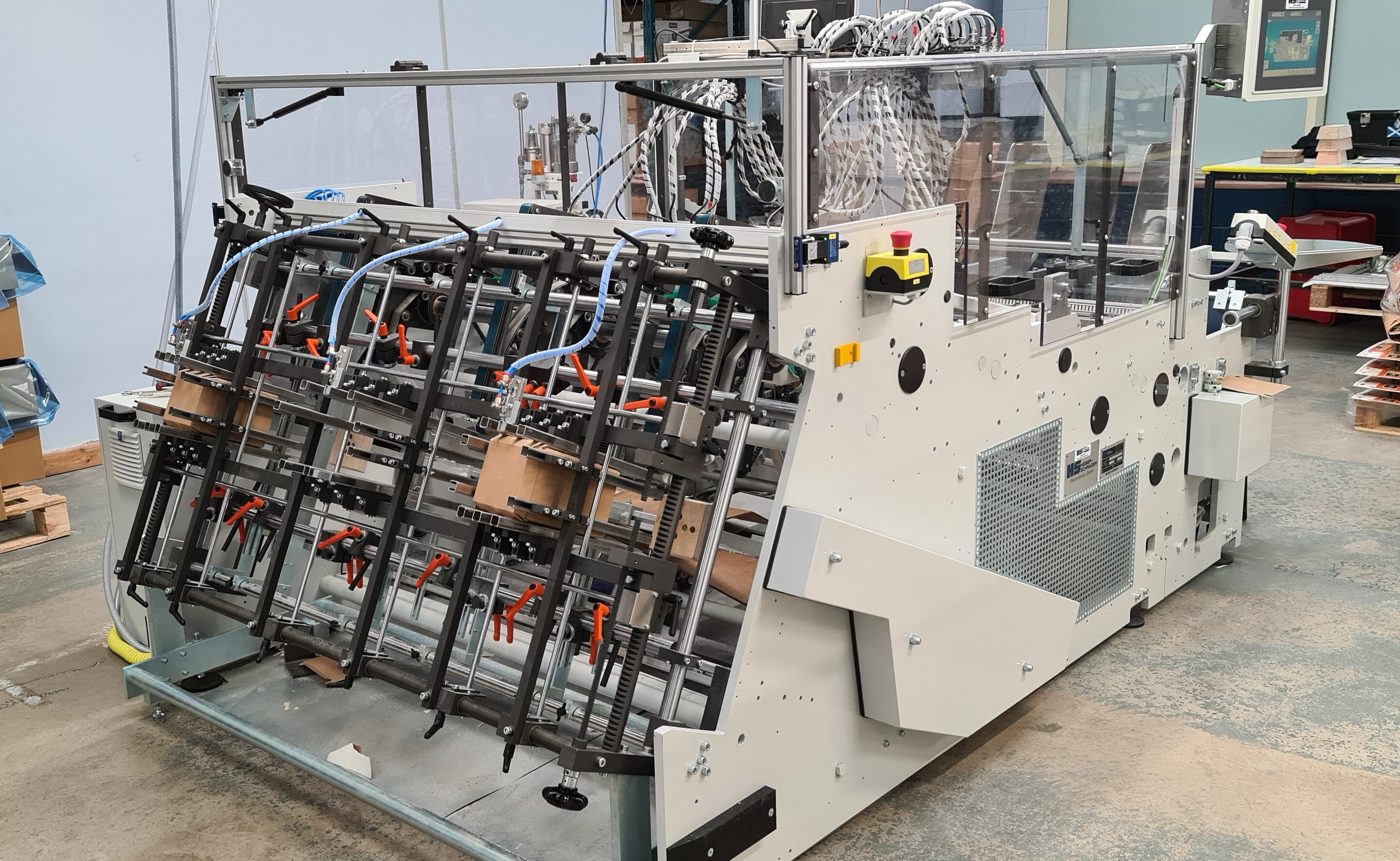 Wilkins Group Champions Supermarket Sustainability with £300,000 Packaging Machine