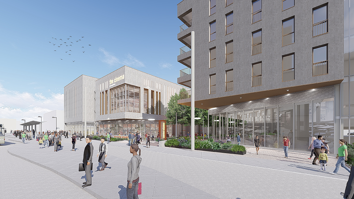 Cinema tenant secured for Beeston Square development