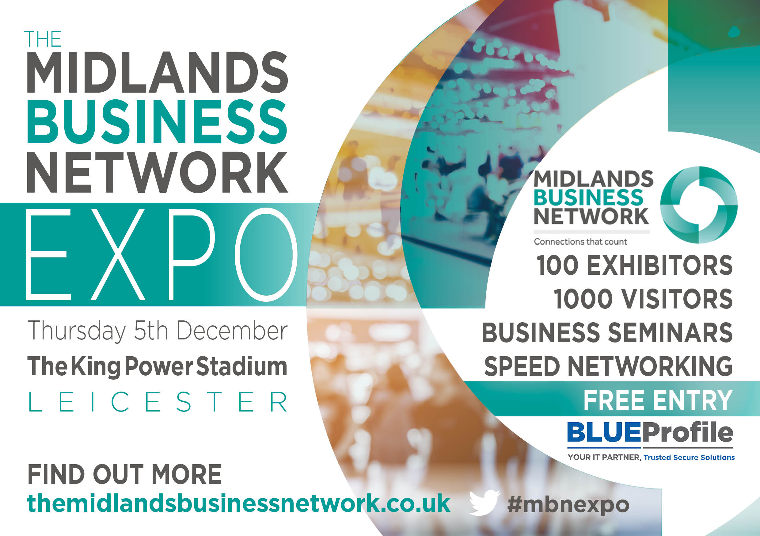 MIDLANDS BUSINESS NETWORK EXPO, 5TH DECEMBER 2019