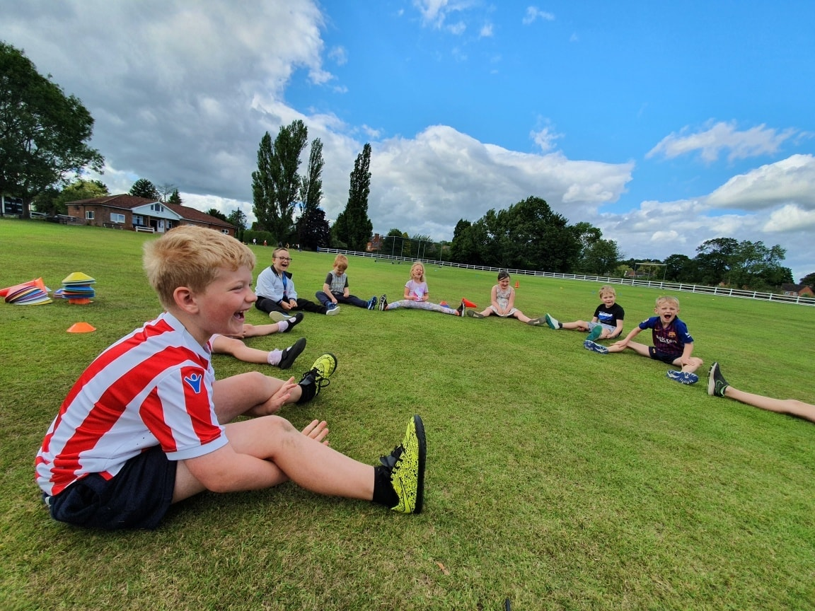 Going for Gold! Tokyo Olympic Games are inspiring youngsters in Derbyshire to take up sport