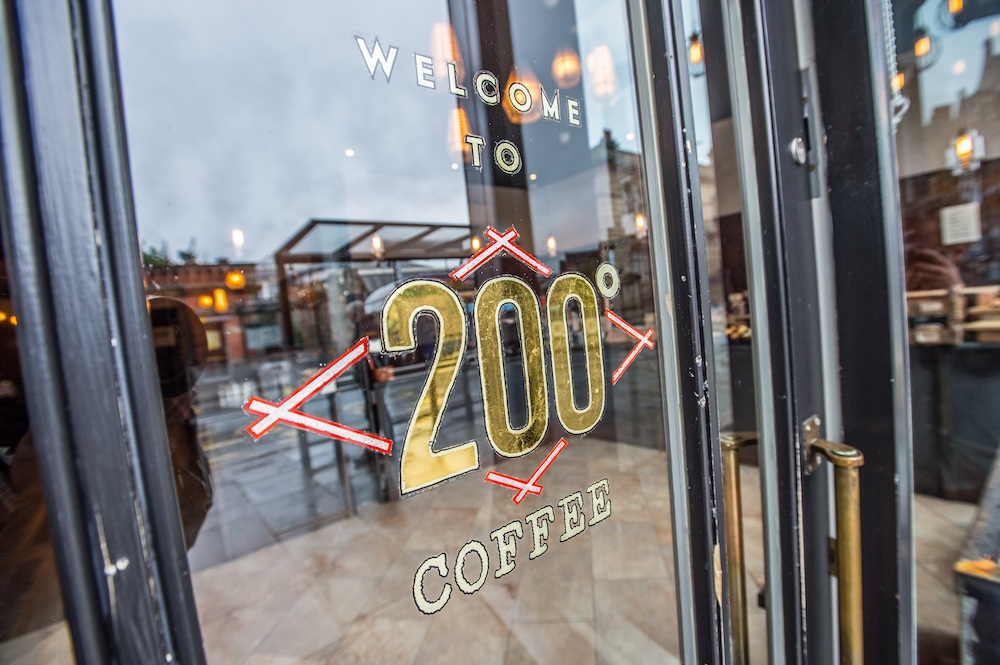 200 Degrees Flying Horse Walk Reopens For Takeaway Service