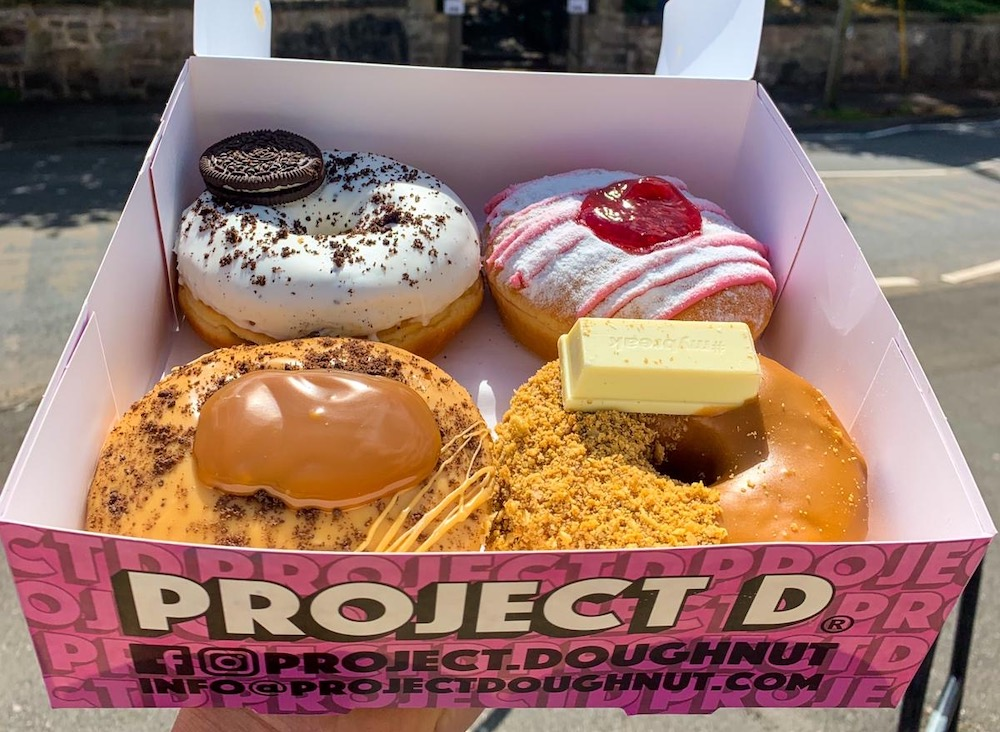 Project D advertises the sweetest job in East Midlands – doughnut taste testers