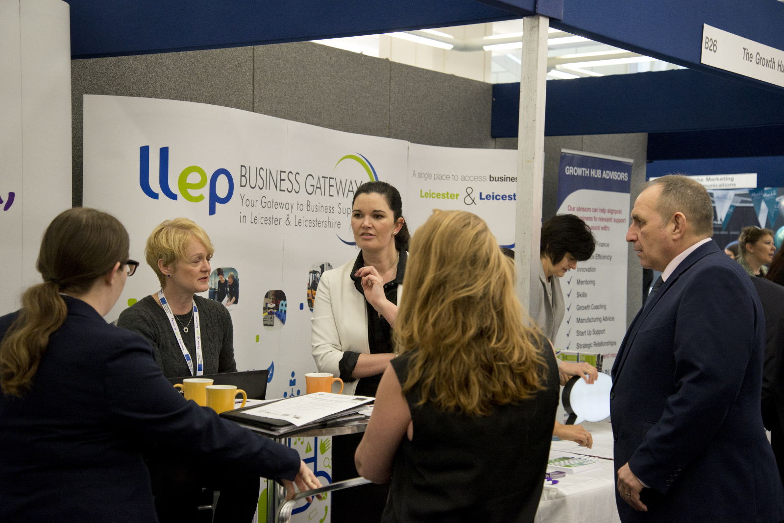 Stand T5 at Love Business EXPO has just been booked