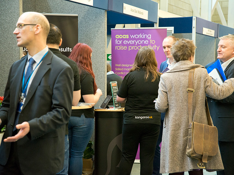 Stand B27 at Love Business EXPO has just been booked