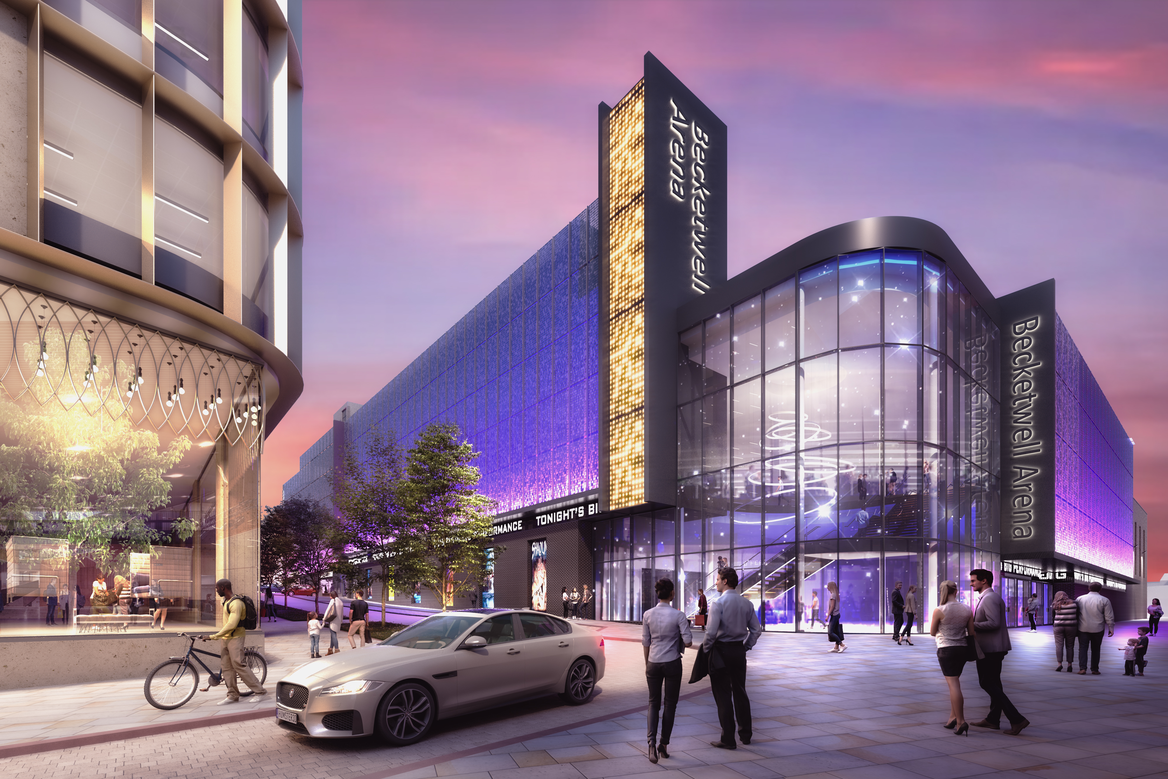 ASM GLOBAL ANNOUNCED AS OPERATOR OF DERBY'S NEW 3,500 CAPACITY PERFORMANCE VENUE AND FUNDING DEAL EXCHANGED WITH DERBY CITY COUNCIL