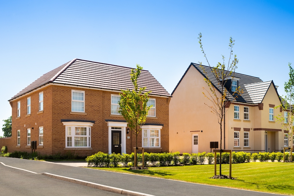 Barratt Developments Re-open Sales Offices And Show Homes