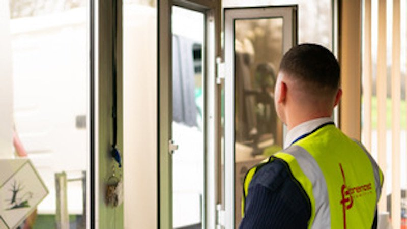Keyworkers Foremost Security, in high demand to protect premises  across the midlands during lockdown