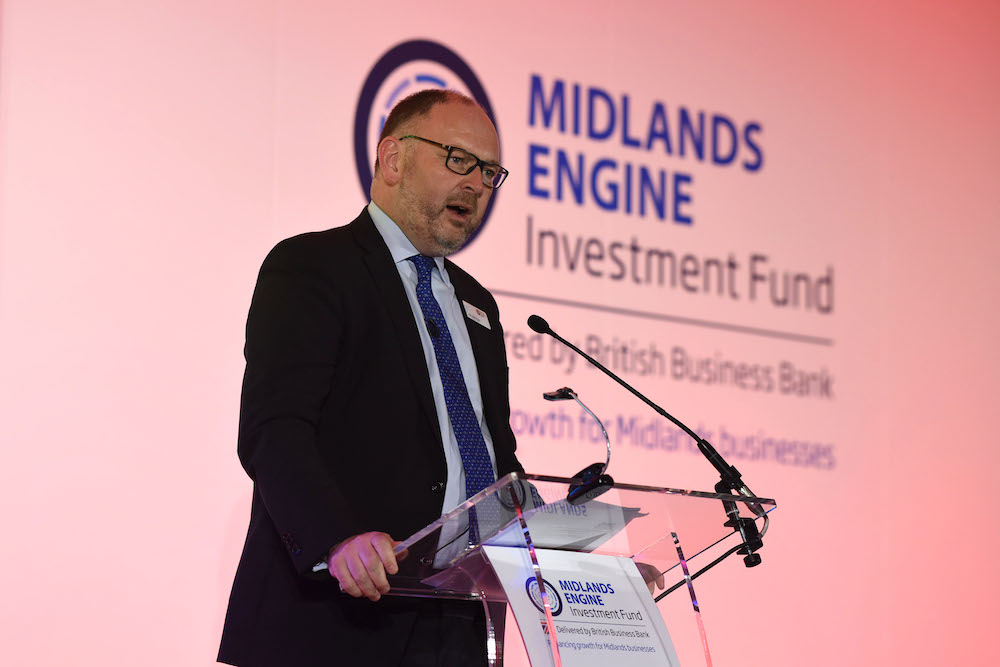 Midlands Engine Investment Fund making an immediate impact and generating over £64m of investment in Midlands' businesses