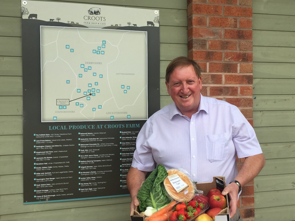Croots Farm Shop in Derbyshire to re-open its store on 1st July 2020 with a fresh new look