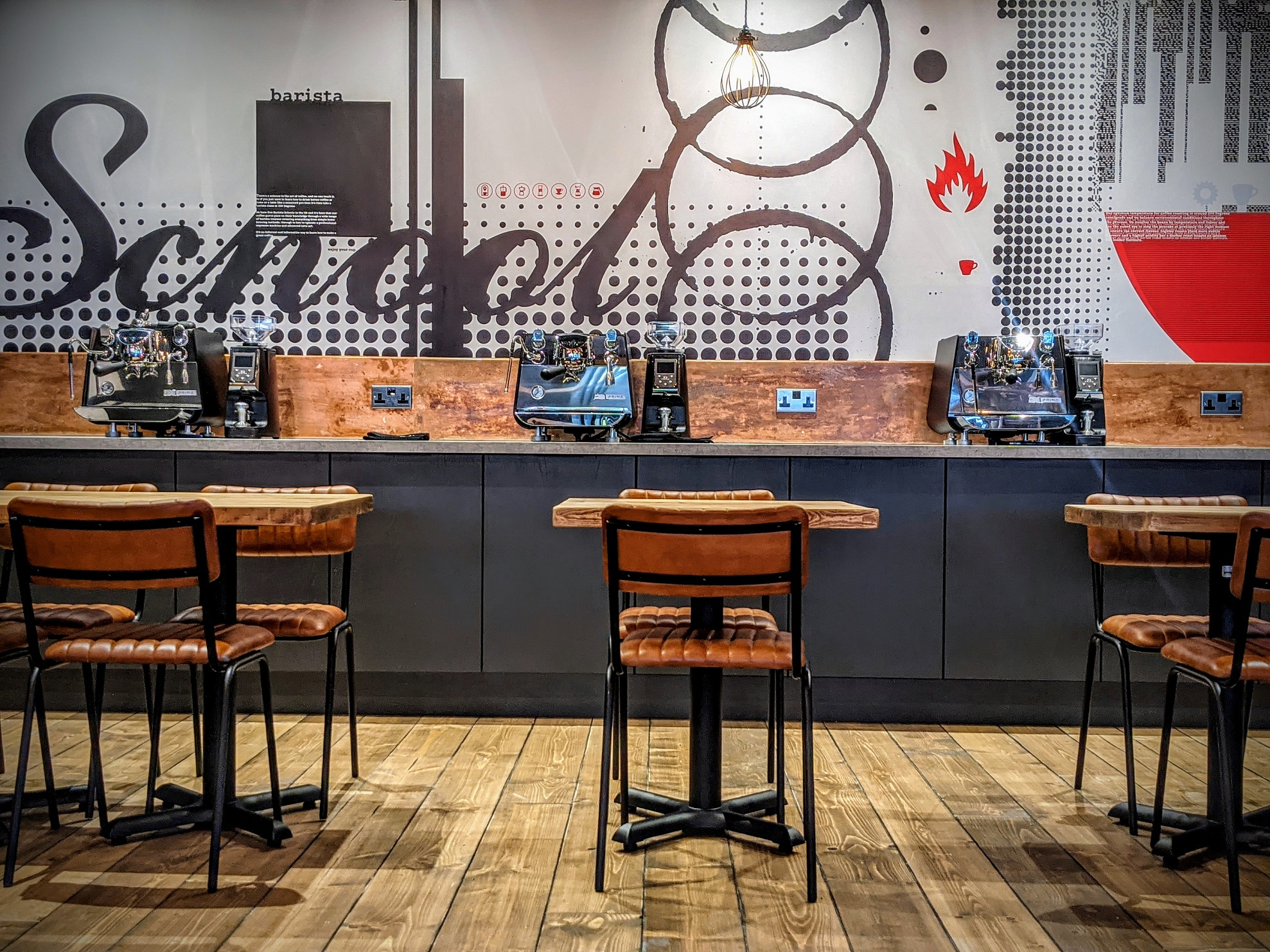 200 Degrees Coffee opens its new coffee shop in Manchester