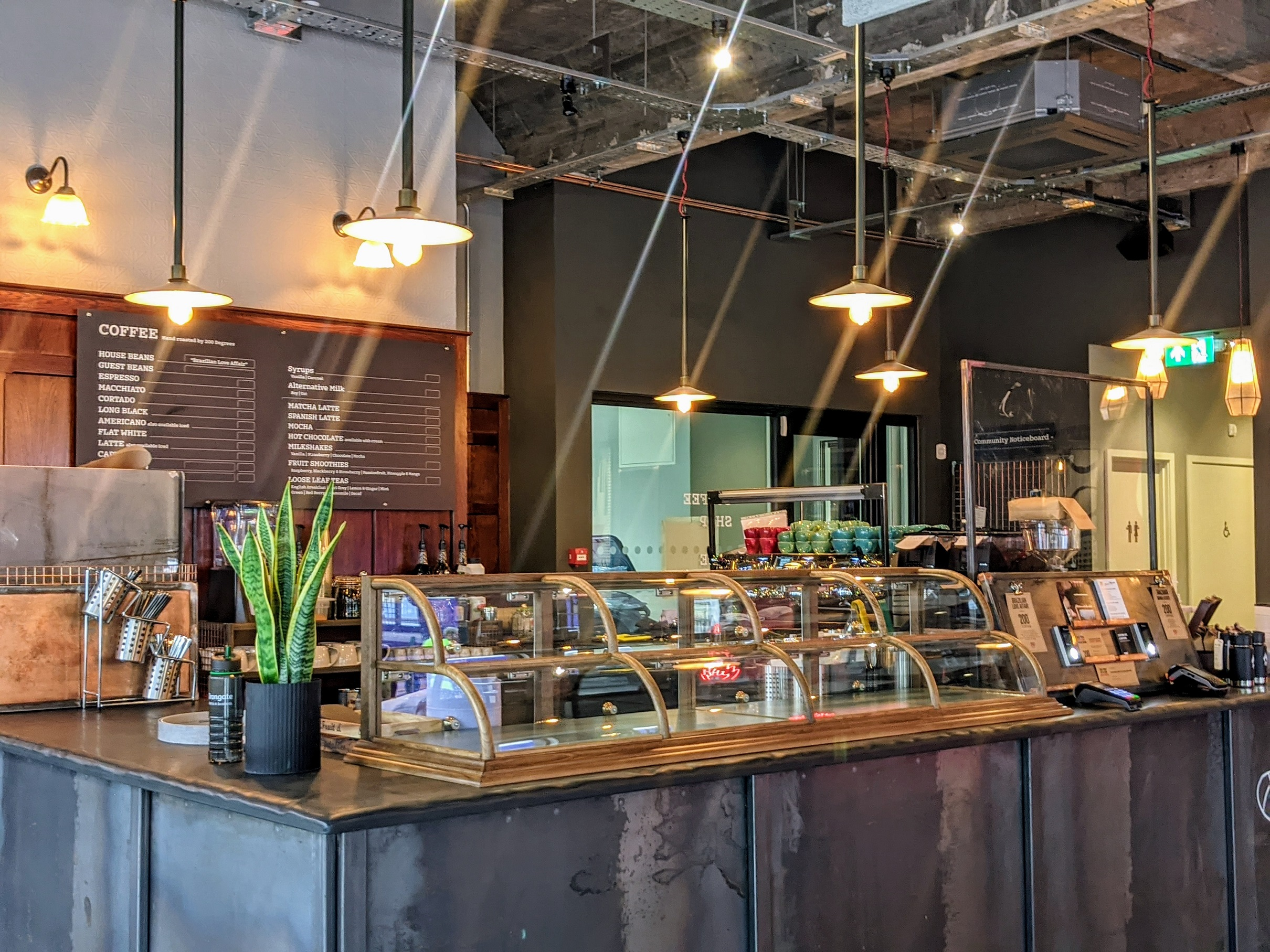 200 Degrees Coffee opens its new coffee shop in Manchester today