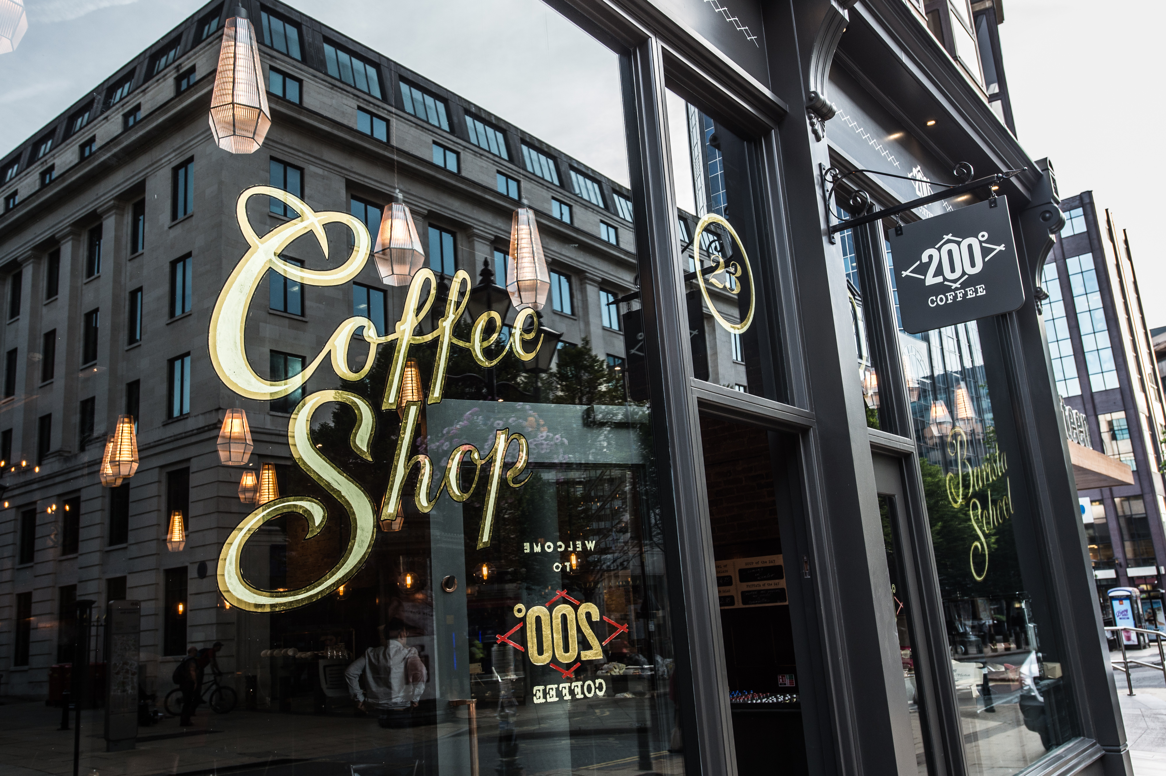 200 Degrees Coffee to open in Manchester