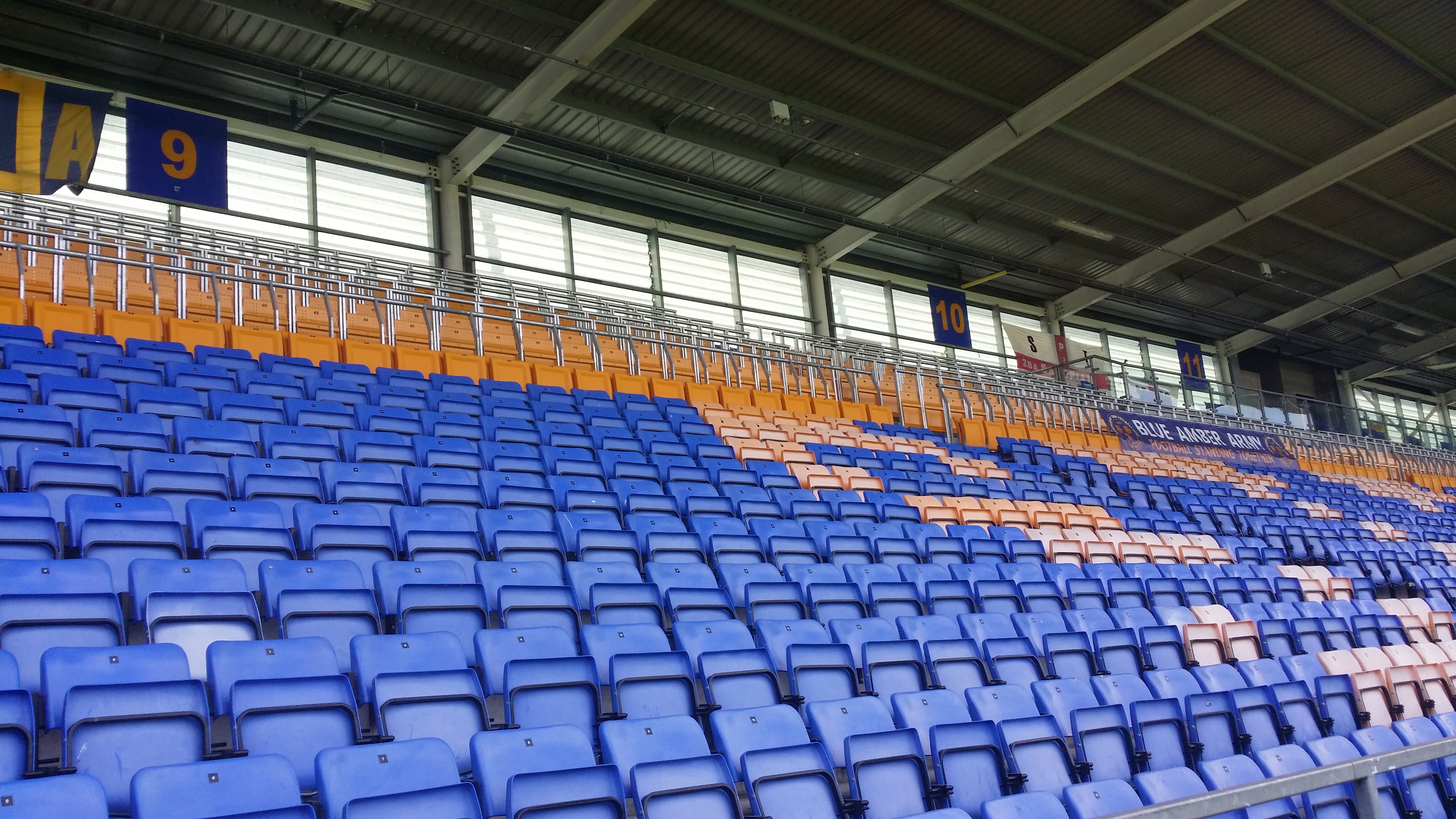 Mitre supporting safe standing through training