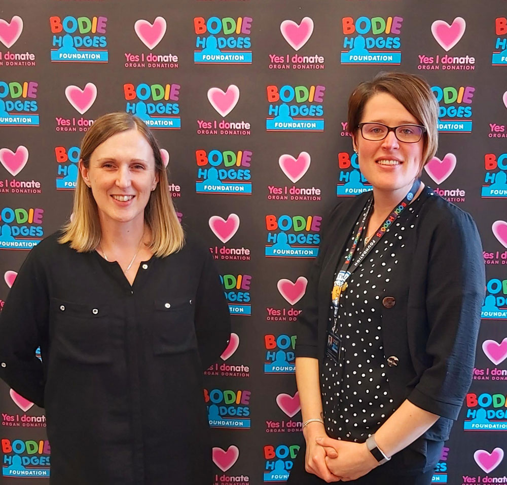 Bodie Hodges Foundation announce vital new role to support families bereaved of a child across Leicestershire & Rutland