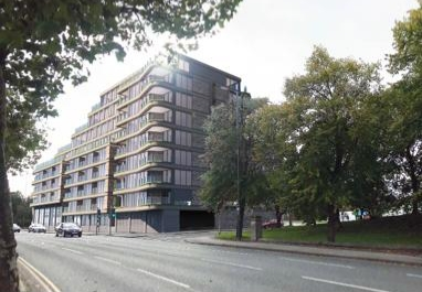 £25M apartment scheme to transform Nottingham gateway site approved by planners