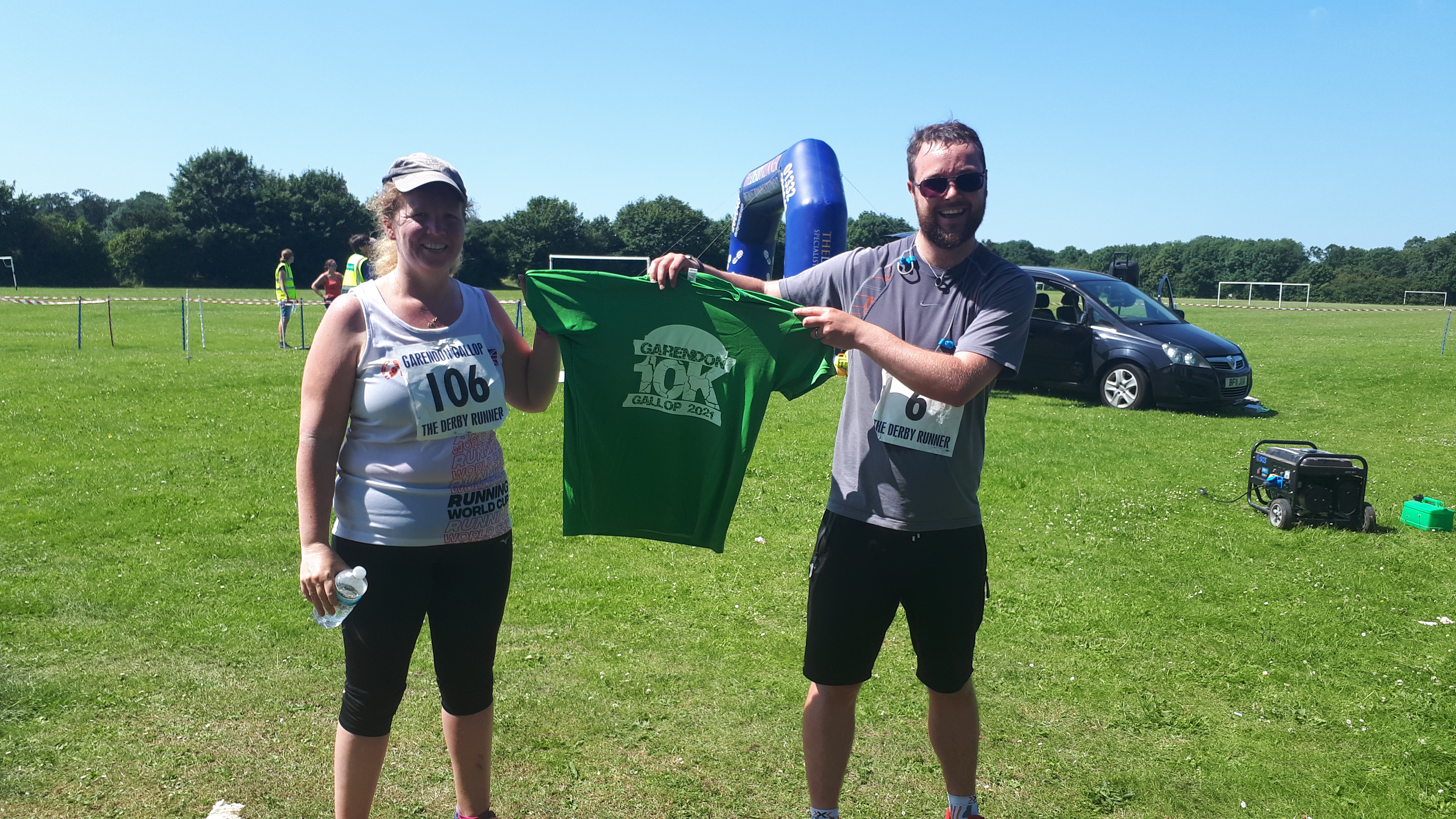 M-EC Staff Put Their Best Feet Forward in Double Fundraising Challenge.