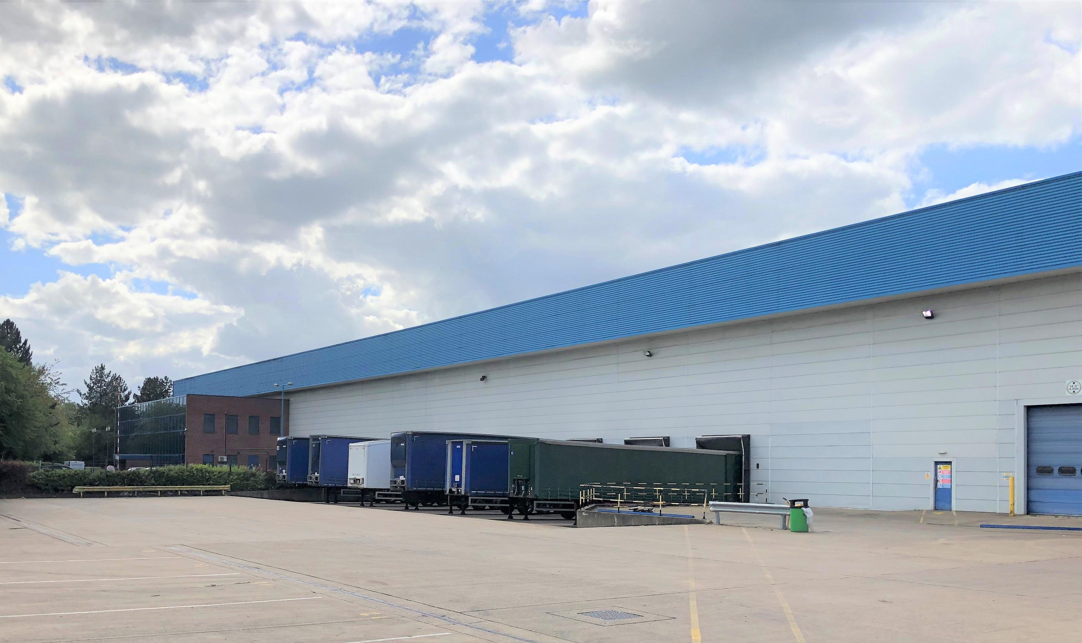 Lutterworth-based logistics specialist Rhenus secures fourth warehouse on Magna Park
