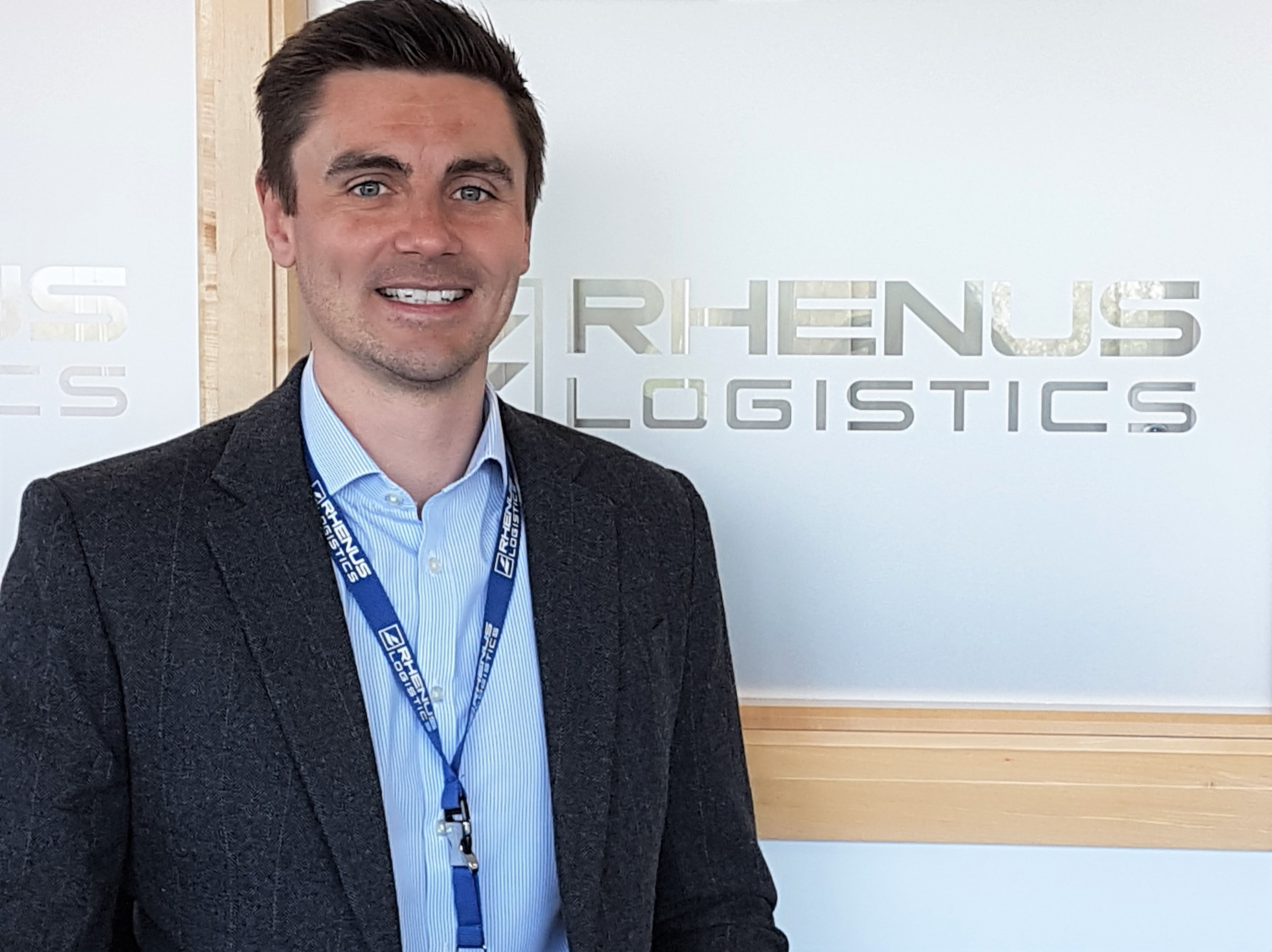Rhenus appoints new European Sector Manager