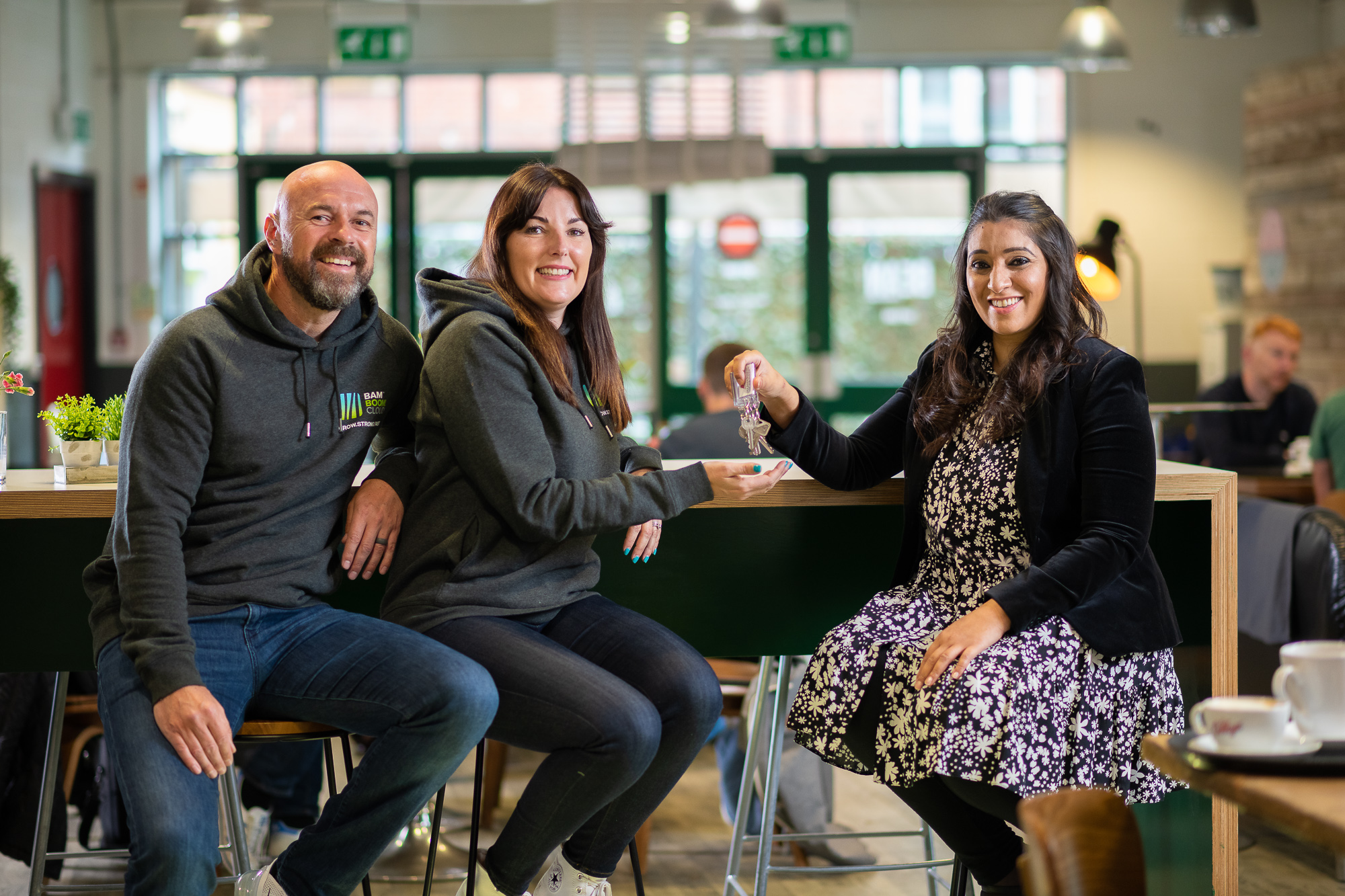 CONNECT DERBY PROVIDES TEMPORARY HOME FOR GLOBAL IT FIRM BAM BOOM CLOUD AT FRIAR GATE STUDIOS