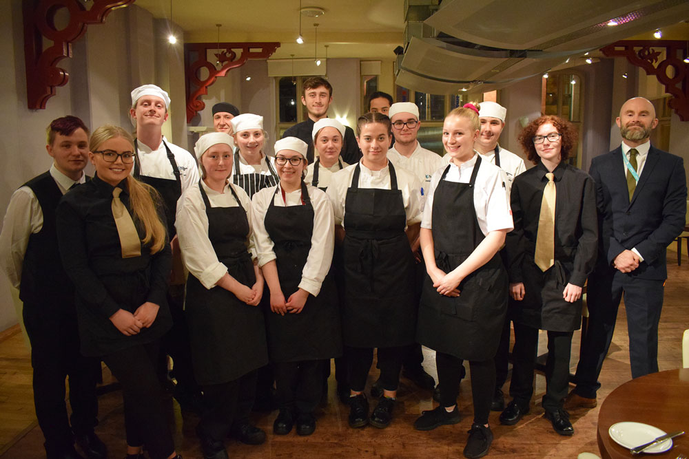 MasterChef finalist Louisa brings French flair to the Adams Restaurant