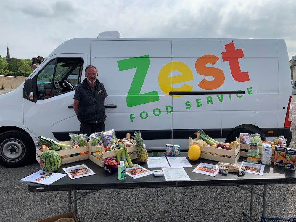 Bank Boost Helps Fruit And Veg Wholesaler Launch Home Delivery Service For Hungry Households In Lockdown