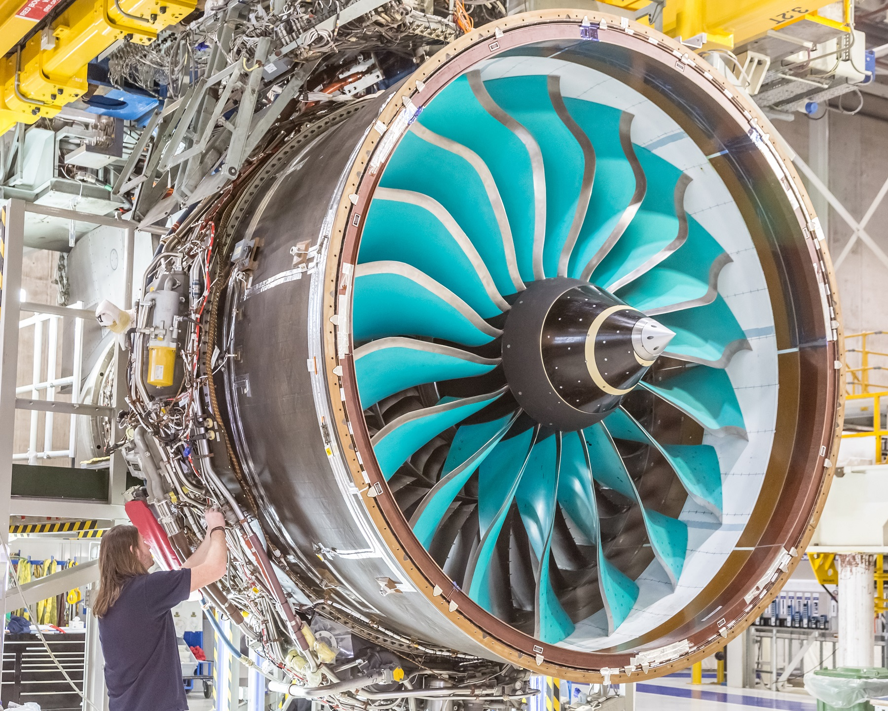 Derby's pledge to stand with Rolls-Royce and its workers