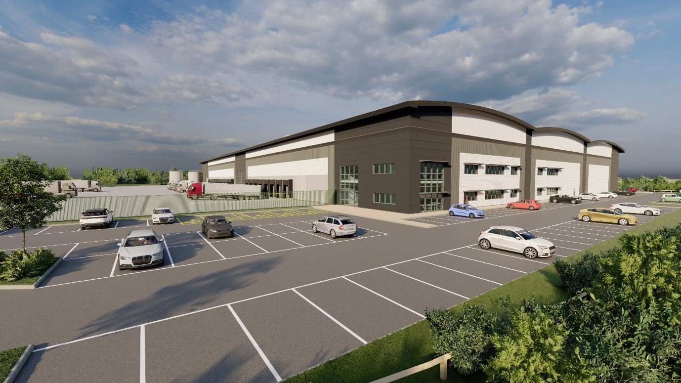 Flexible planning application submitted for Dove Valley Park