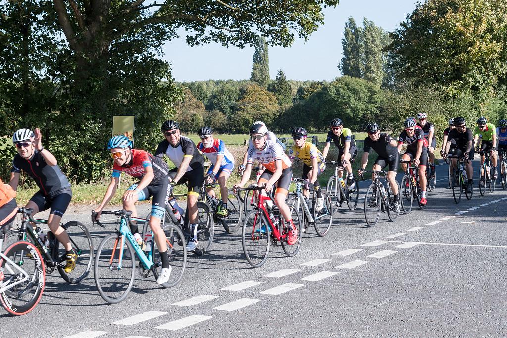 St Hugh's Hospital Bike Ride a Sunny Success