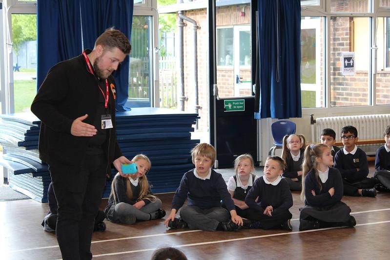 Volunteer appeal to help inspire primary school children in Derby is launched