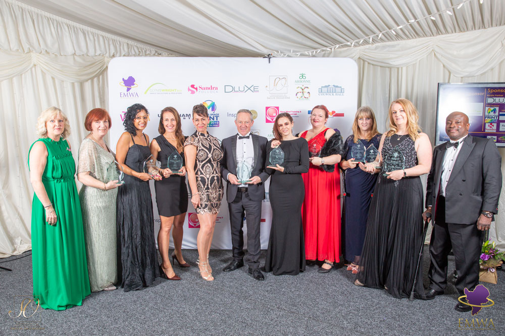 Inspirational women across the Midlands celebrated at glittering awards ceremony