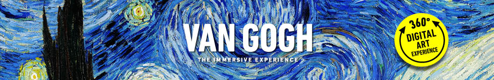 Van Gogh: The Immersive Experience returns on Friday