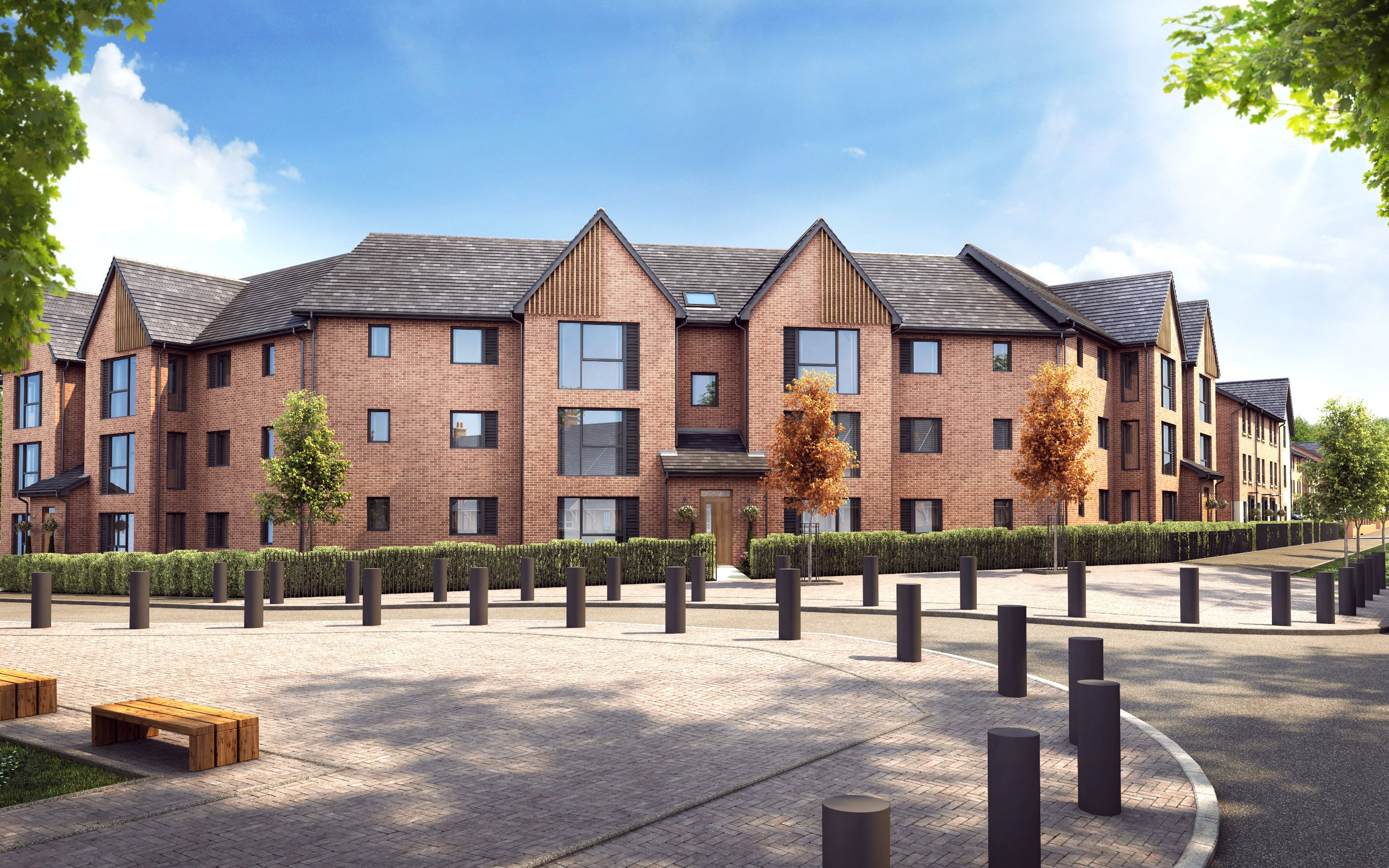 BARRATT HOMES TO LAUNCH BRAND NEW APARTMENTS IN LEICESTER