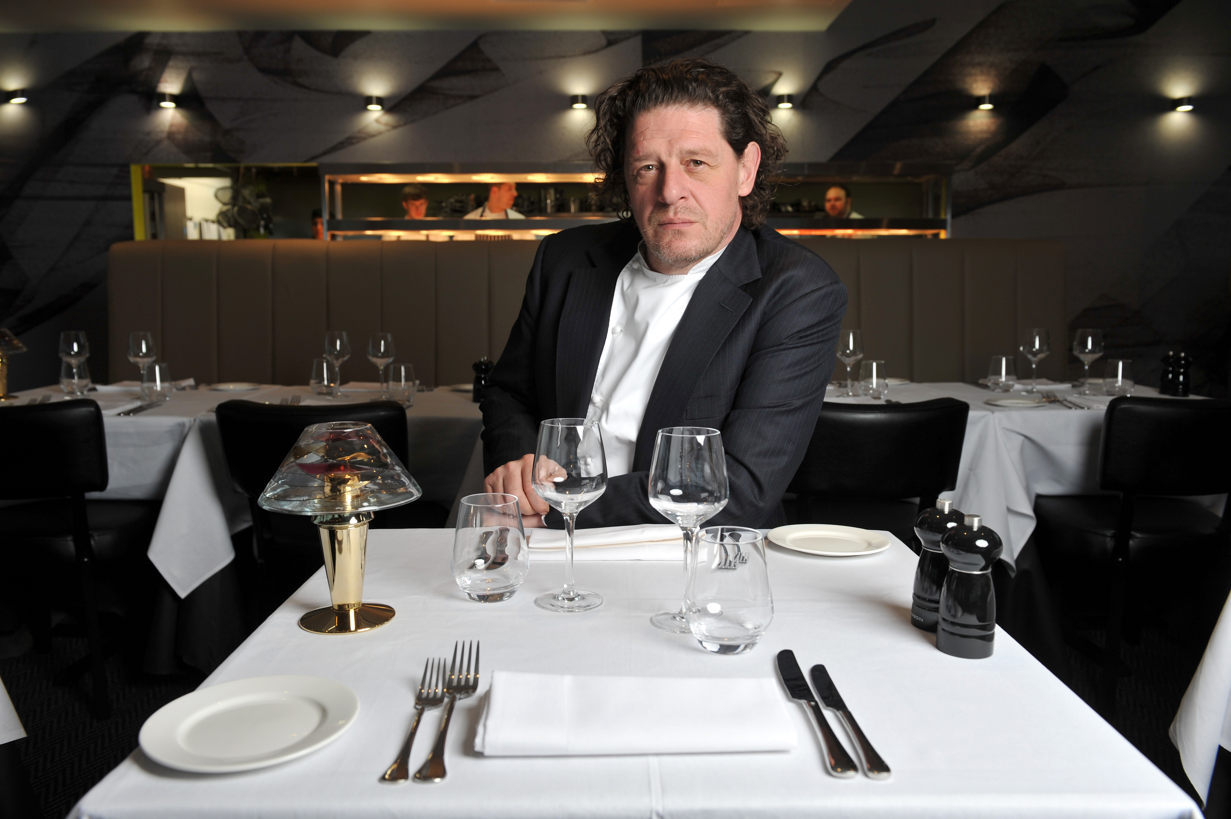 Marco Pierre White to host lunch at Kegworth restaurant