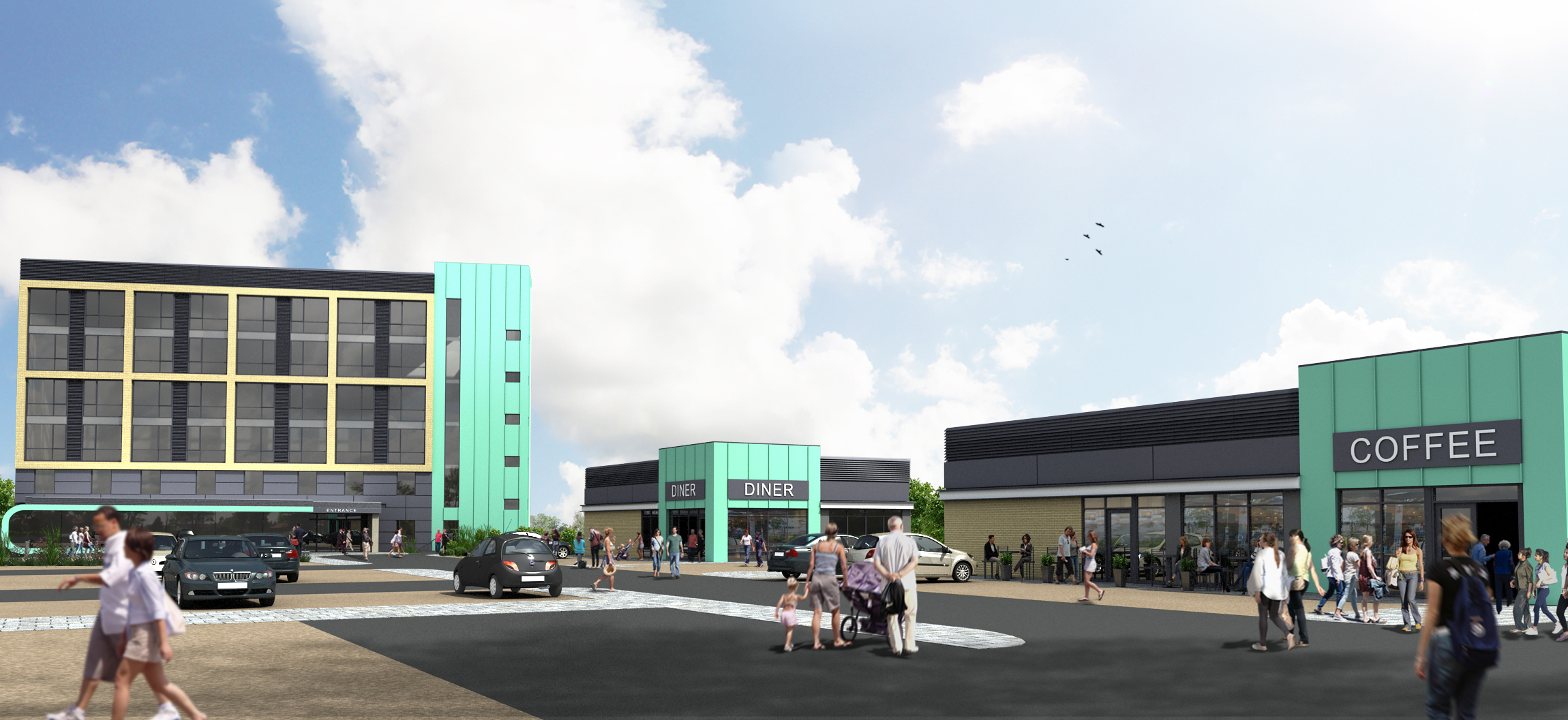 ARBA Submits Plans for £12m Stockwell Gateway