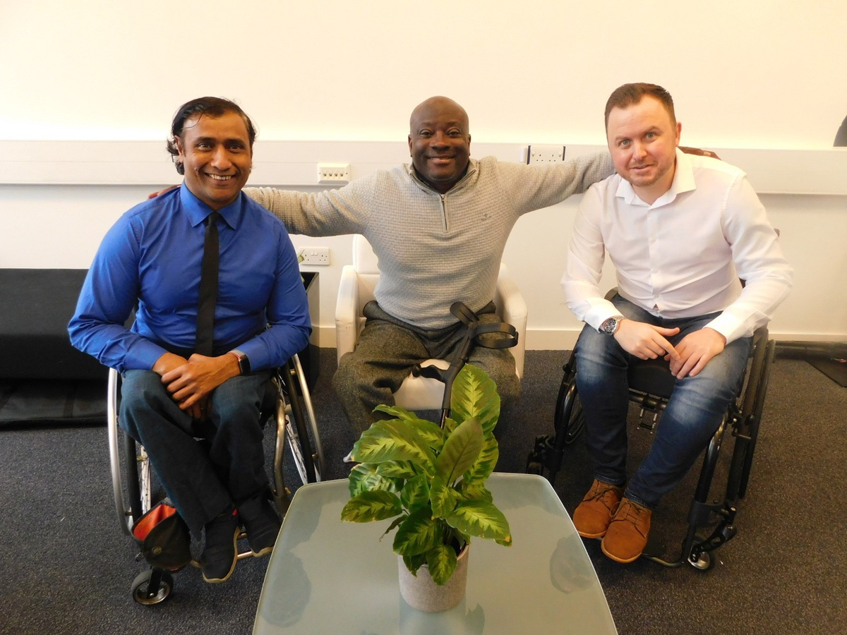 Developers Behind Empowering New Disability App Launch Crowdfunding Campaign