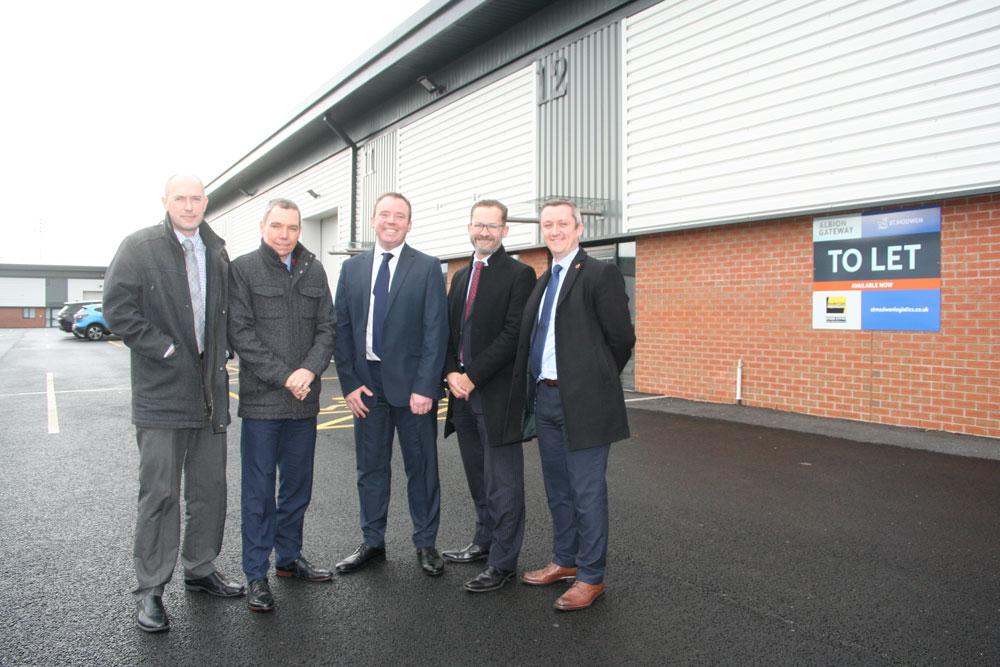 BB&J Commercial Partners Acquire Burton Agents
