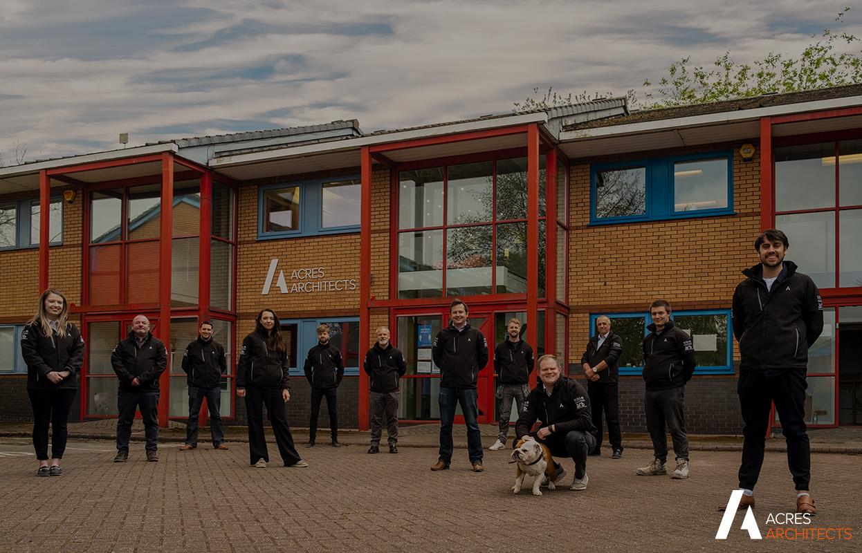 Nottingham Architect Reveals 'Grand Designs' for Expansion