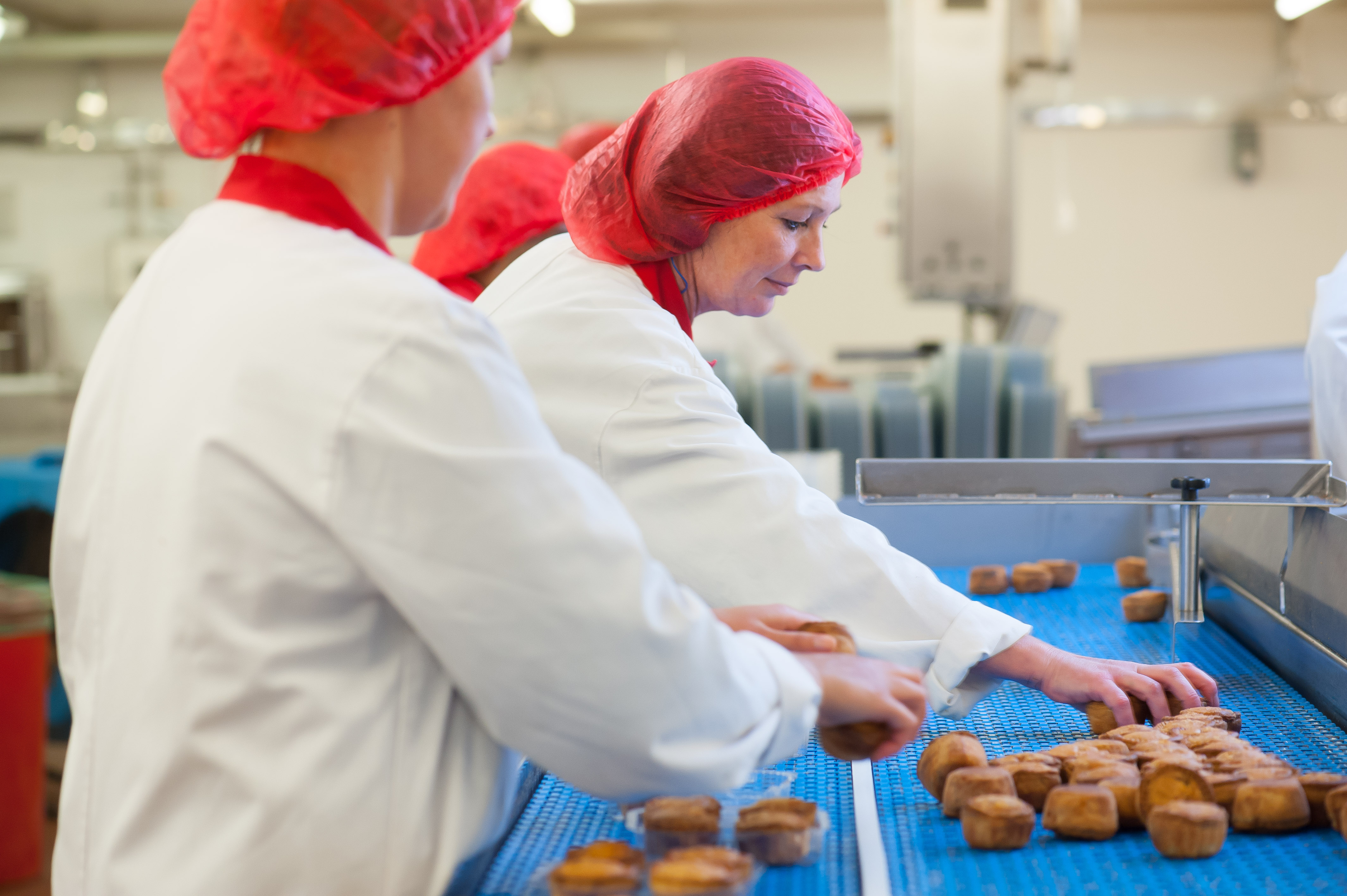 EMPLOYEES RACK UP MORE THAN 3,500 YEARS OF SERVICE AT EAST MIDLANDS-BASED FOOD MANUFACTURER