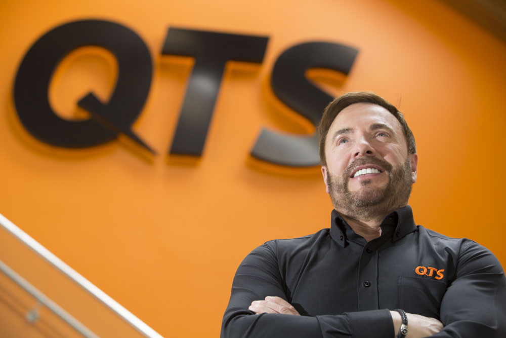QTS Group on track for growth with new hires in Nottingham