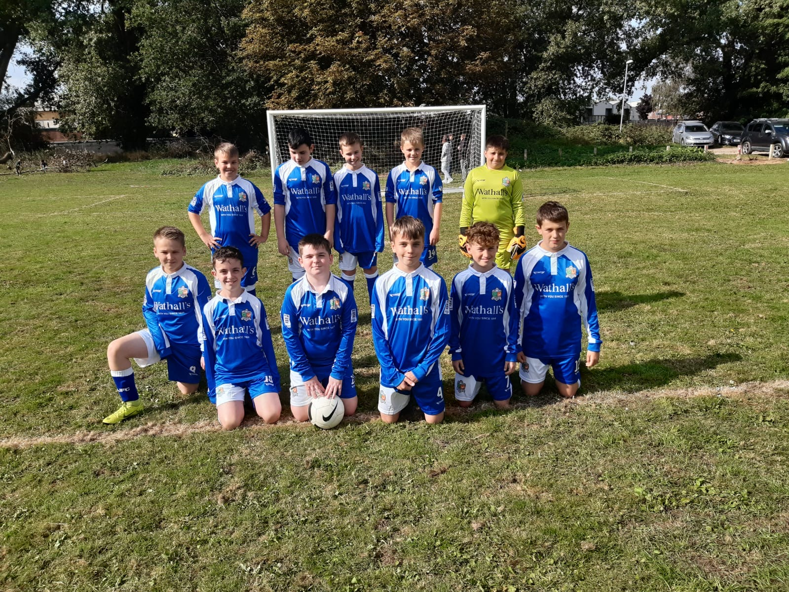 Albert Village FC youth team gets new sponsor