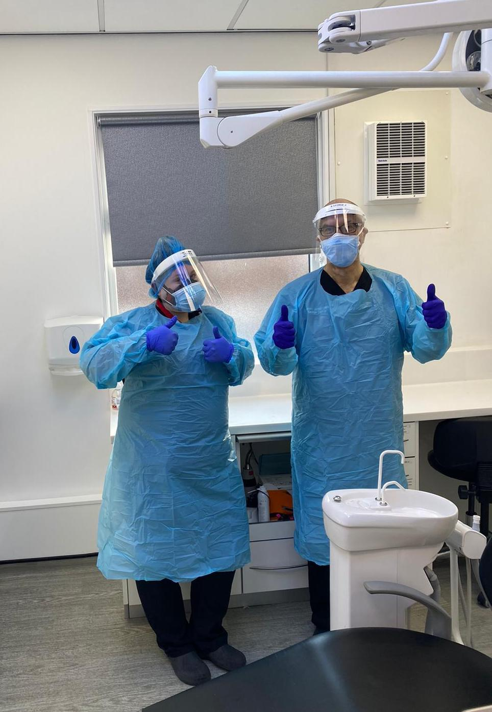 Parker Technical Services helps Alexandra Dental Care get back to business.