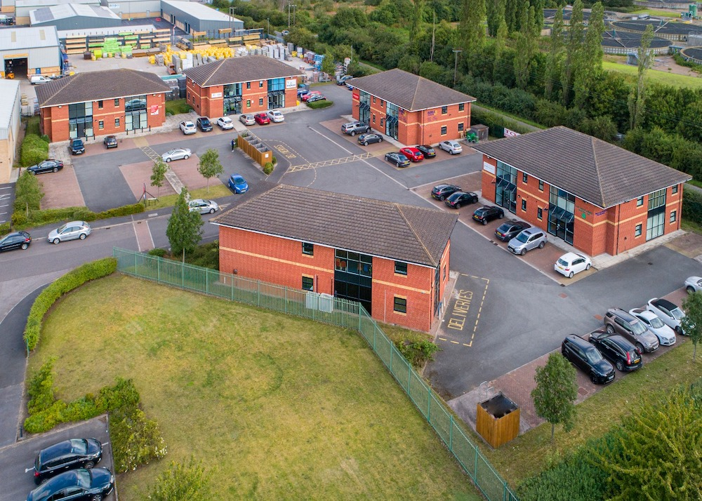 Business Park In Retford Has Been Sold By A Leading Property Consultancy