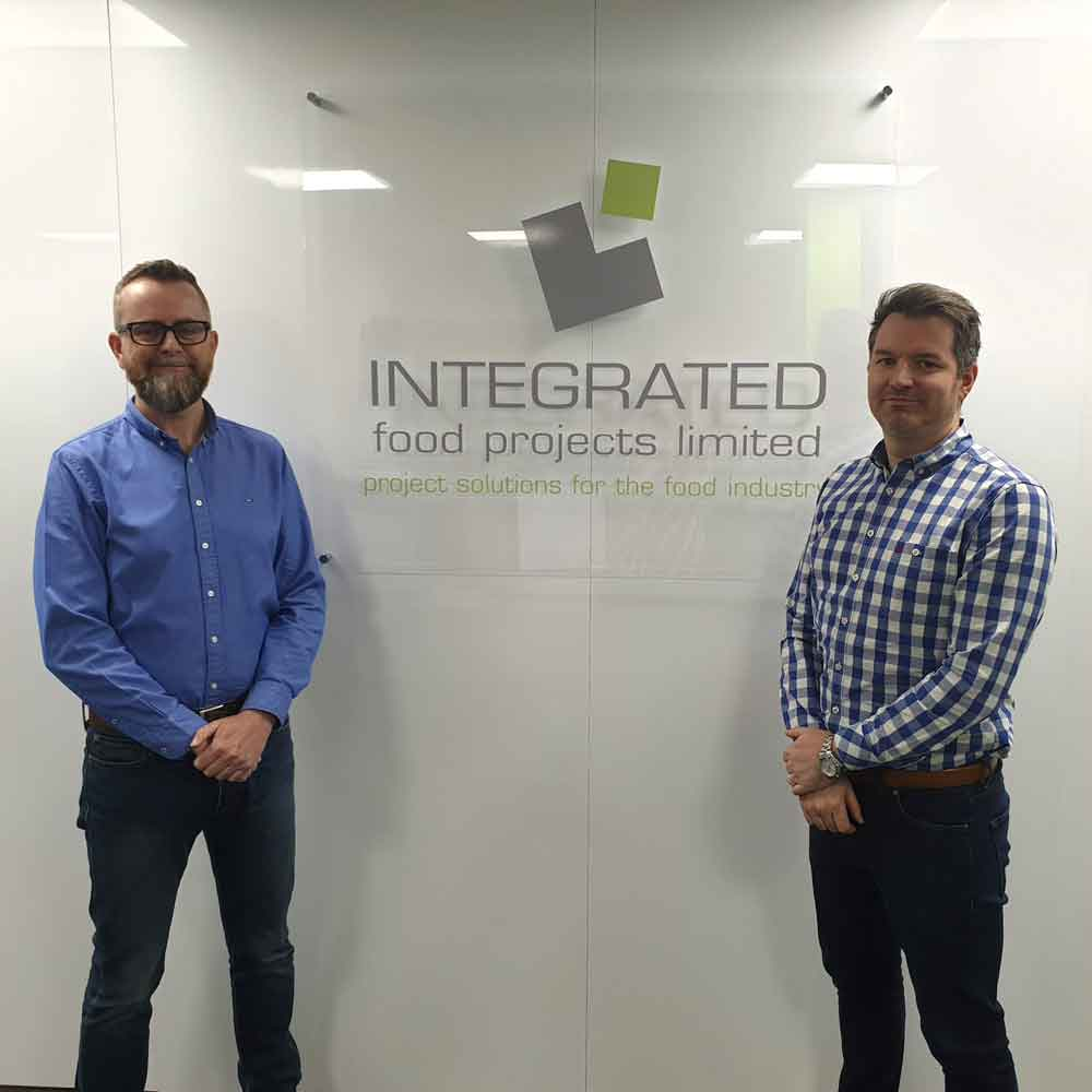 Integrated Food projects reveals Managing Director partnership